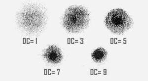 Grado de Condensación de la Coma de un cometa