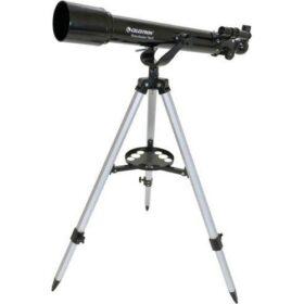 Telescopio Powerseeker 70 con montura altacimutal