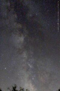 El espectáculo de la Vía Láctea