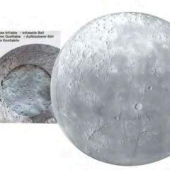 Pelota Inflable de la Luna