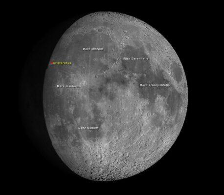 Mapa de Aristarco