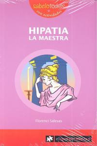 Hipatia, la maestra
