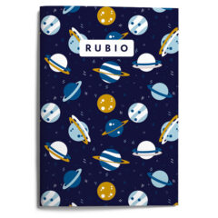 Cuaderno planetas