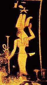Representación egipcia de Sotis